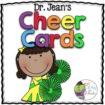 Dr. Jean's Cheer Cards