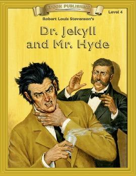 Dr. Jekyll & Mr. Hyde RL4-5 ePub with Audio Narration