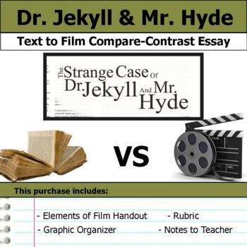 Dr. Jekyll & Mr. Hyde - Text to Film Essay