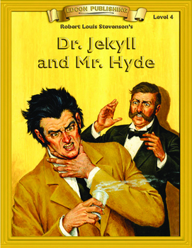 Dr Jekyll and Mr. Hyde 10 Chapter Novel with Student Activities and Answer Keys