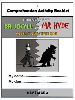 Dr. Jekyll and Mr. Hyde Comprehension Activities Bundle!