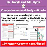 Dr. Jekyll and Mr. Hyde – Comprehension and Analysis Bundle