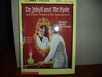 Dr. Jekyll and Mr. Hyde ISBN 0-590-45169-3