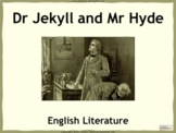 Dr Jekyll and Mr Hyde teaching resources - PowerPoint, wor