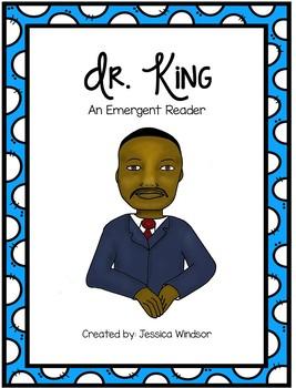 Dr. King - An Emergent Reader