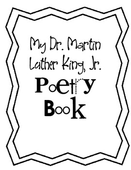 Dr. King Poetry Book Freebie