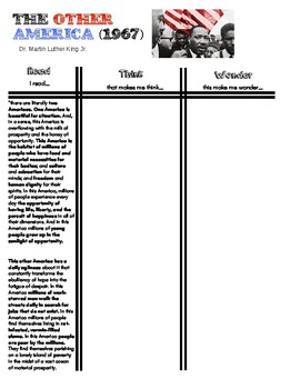 Martin Luther King Jr and Malcolm X Compare and Contrast