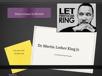 Dr. King- la razón por el sueño-Spanish