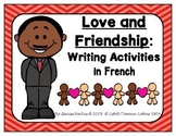 Martin Luther King Jr. Writing Mini-Unit (in French) (Bundle)