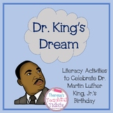 Martin Luther King, Jr. Poem and Activities