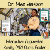 Dr. Mae Jemison Interactive Quote Poster