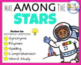 Dr. Mae Jemison | Women's History Month l Sight Words Synonyms Phonics Rhymes