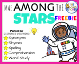Dr. Mae Jemison | Women's History Month l Sight Words Synonyms Phonics Spelling