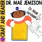 Womens History Month Craft | Dr. Mae Jemison Craft Biography Reading Activity