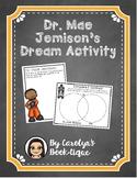 Dr. Mae Jemison's Dream Activity