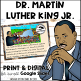 Dr. Martin Luther King Jr. {Activities and Resources}