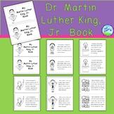 Dr. Martin Luther King, Jr. Book/Reader/Semi-Easy Reader