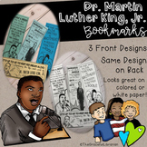 Dr. Martin Luther King Jr. Bookmarks