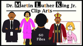 Dr. Martin Luther King Jr. Clip Arts