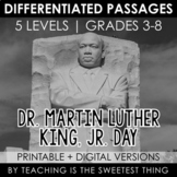 Martin Luther King, Jr. Day: Passages