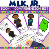 Black History - Martin Luther King, Jr. Emergent Reader - 2 sizes