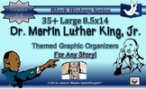 Dr. Martin Luther King, Jr. Graphic Organizers and Resources Legal Size