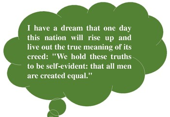 """Dr. Martin Luther King, Jr. - """"I HAVE A DREAM"""" Speech"""