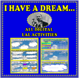 Dr. Martin Luther King Jr./ I Have A Dream Google Classroom Ready LAB