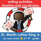 "Dr. Martin Luther King Jr. ""I Have a Dream"" A Writing and History Lesson"