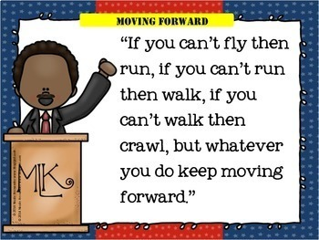 Martin Luther King Posters - Kid-Friendly Dreams and ...