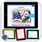 Dr. Martin Luther King Jr. Lesson Plan - Grades 4 -7