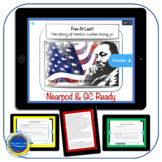 Dr. Martin Luther King Jr. Lesson Plan - Grades 4 -7