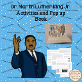 Dr. Martin Luther King Jr. Lessons and Pop Up Book