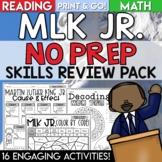 Martin Luther King, Jr. Activities and MLK Activities