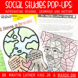 Dr. Martin Luther King, Jr. and March On! {Social Studies Pop-Ups}