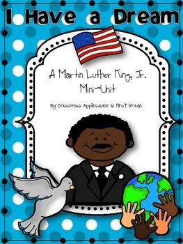 Dr. Martin Luther King, Jr. ~ Mini Unit ~ Printables
