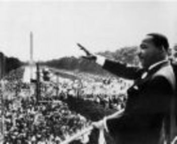 Dr. Martin Luther King, Jr. On My Mind