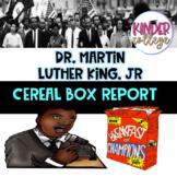 MLK Report