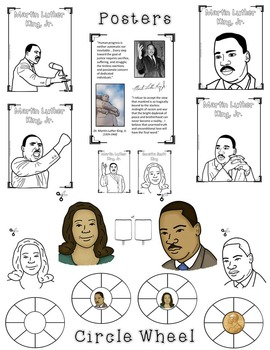 Dr. Martin Luther King, Jr. Resources & Interactive Activities