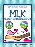 Martin Luther King songs and printables