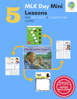 Dr. Martin Luther King Jr. Video and Worksheet