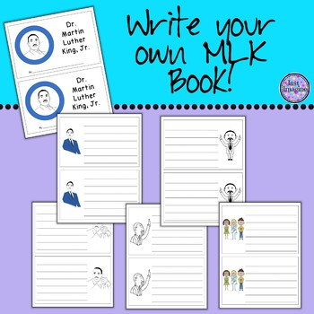Dr. Martin Luther King, Jr. - Write Your Own Book!