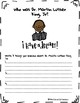 Dr. Martin Luther King Jr._K-2 Passage_FREEBIE