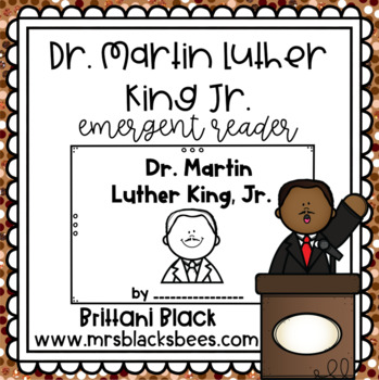 Dr. Martin Luther King Jr. reader