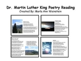Dr. Martin Luther King Poetry Reading