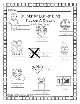 Write the Room-Dr. Martin Luther King