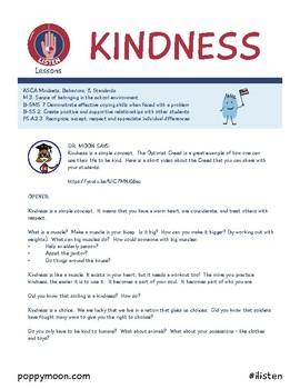 Dr. Moon's I Listen Lessons: KINDNESS