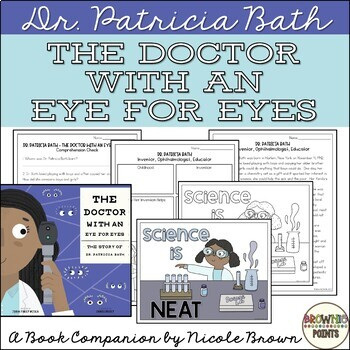 Dr. Patricia Bath - The Doctor With An Eye For Eyes