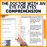 Dr Patricia Bath The Doctor with an Eye for Eyes Reading Comprehension