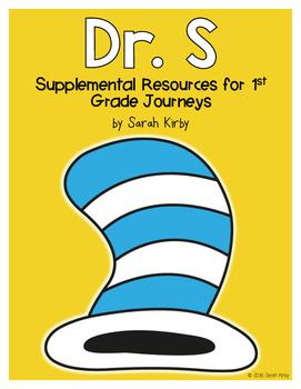 Dr. S 1st Grade Journeys Supplemental Resources